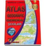 Atlas geografic general scolar. Actualizat la zi- Marius Lungu