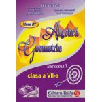 Auxiliar Algebra si Geometrie - clasa a VII-a, sem I (2013)
