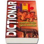 Dictionar roman-latin, latin-roman. Editie cartonata, autor Alexandru Andrei