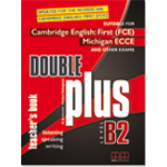 Double Plus level B2 - Teacher's Book - 2015