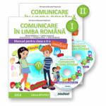 Comunicare in limba romana. Manual pentru clasa a II-a. Semestrele I si II. Contine editia digitala - Mirela Mihaescu