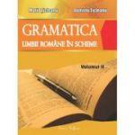 Gramatica limbii romane in scheme, volumul II - PARTEA DE EXERCITII ( Maria Ticleanu ) Ed. a X-a