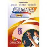 Auxiliar de Aritmetica - clasa a V-a (Artur Balauca)