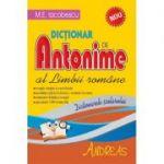 Dictionar de antonime al limbii romane (M. E. Iacobescu)