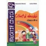 Educatie civica clasa a III-a - caietul elevului (Dumitru Radu)