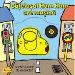 Catelusul Ham Ham are masina (6858)