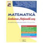 Matematica - Evaluare Nationala 2015