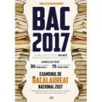 Bacalaureat 2017 - Limba si literatura romana - Modele de teste - Profil umanist