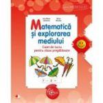 Caiet de lucru - Matematica si explorarea mediului pentru clasa pregatitoare