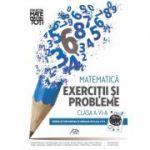 Matematica 2016 - Exercitii si probleme pentru clasa a VI-a + CADOU ' Jurnal de clasa a VI-a'