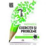Matematica 2016 - Exercitii si probleme pentru clasa a VII-a + CADOU ' Jurnal de clasa a VII-a'