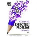 Matematica 2016 - Exercitii si probleme pentru clasa a VIII-a