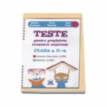 Teste pentru pregatirea evaluarii nationale Clasa a II-a. Comunicare in limba romana - tip PIRLS. Matematica ( Stefan Pacearca )