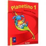 Planetino 1. Arbeitsbuch Colectia Deutsch Fur Kinder