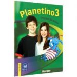 Planetino 3. Kursbuch ( Deutsch Fur Kinder )