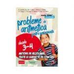 Probleme de aritmetica, pentru clasele III-IV. Metode de rezolvare, teste si subiecte de concurs