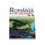 Romania. Atlas geografic scolar (Editia a II-a. Constantin Furtuna )