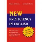 New Proficiency in English+Key to exercises - Constantin Paidos, Mihaela Chilarescu