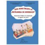 ZIUA BUNA INCEPE LA 'INTALNIREA DE DIMINEATA' (Gabriela Berbeceanu)