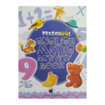Preschool English Maths Activity Book - MATEMATICA (Adelina Carmina Amza)