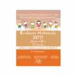 Evaluarea nationala, clasa a II-a, comunicare in limba romana, matematica si explorarea mediului