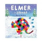 Elmer in zapada - David McKee
