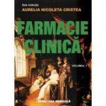 Farmacie clinica Volumul I ( Aurelia Nicoleta Cristea )