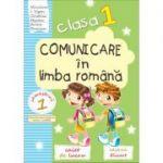 Comunicare in limba romana pentru clasa I- semestrul I, varianta - ed. Intuitext