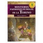 Misterul papirusului regal de la Torino, Maria Maneru