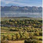 Album Romania Anotimpuri. Romana, engleza, franceza - Florin Andreescu, Mariana Pascaru