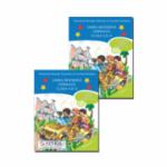 Manual pentru Limba moderna Germana, clasa a II-a, partea I si partea a II-a - M. G. Bertarini (Contine DVD )