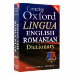 Concise OXFORD lingua english romanian dictionary ( paperback )
