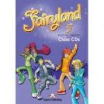 Curs limba engleza Fairyland 5 Audio CD (set 3 CD)
