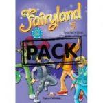 Curs limba engleza Fairyland 5 Manualul profesorului cu postere
