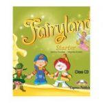 Curs limba engleza Fairyland Starter Audio CD la manual