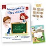 """Comunicare în limba română, clasa a II-a + carte cadou """"Invatam altfel"""" + caiet tip II oferit gratuit"""