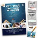 Matematica - Ghid complet de pregatire pentru Evaluarea Nationala 2018