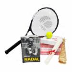 Cadoul perfect de Craciun: Pachetul Tenismenului DZC - Tenis cu Rafael Nadal ✌