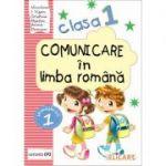 Comunicare in limba romana pentru clasa I- semestrul I, varianta - ed. CD. Press