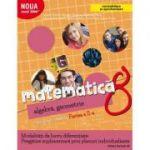 Mate 2000+ Caiet de lucru pentru clasa a VIII-a partea a II-a CONSOLIDARE ( Aritmetica, algebra, geometrie-Sorin Peligrad )