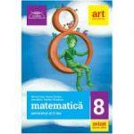Matematica Culegere pentru Clasa a VIII-a - Colectia, Clubul Matematicienilor - Semestrul al II-lea ( Ed. 2018 )