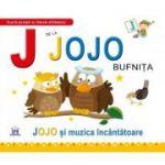 J de la Jojo, bufnita. Cartonata - Greta Cencetti