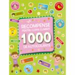 Recompense pentru copiii cuminti - 1000 de autocolante