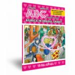 Aiurica in Orasul Grabit. Dezvoltarea atentiei si a capacitatii de concentrare. Colectia ABC-ul povestilor terapeutice - Adriana Mitu