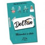 DelFan-Matematica. Jocul contine 4 arii super distractive: Cultura generala, mima, descriere verbala si desen