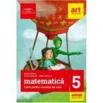 Matematica caiet pentru vacanta de vara clasa a V-a. Clubul matematicienilor (Editia 2018)