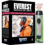 Colectia Everest Dincolo de limite + lanterna cu bobina (GDY03)