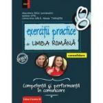 Exercitii practice de limba romana. Consolidare. Competenta si performanta in comunicare. Clasa a VIII-a
