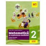Matematica si explorarea mediului. Caiet de lucru. Clasa a II-a. Partea a II-a