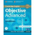 Objective Advanced Student's Book without Answers - (contine CD) - Felicity O'Dell